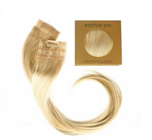 easihair pro Dirty Blonde Hair Extensions