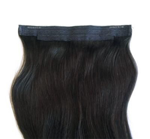 Dark Black Hair Extensions