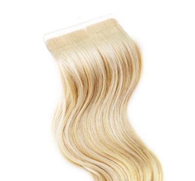 Wavy Blonde Hair Extensions