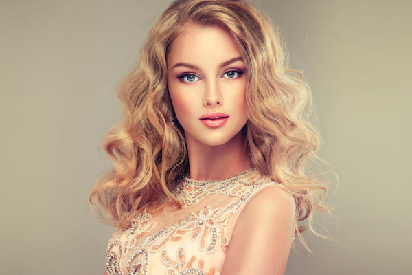 Blond models picture 73