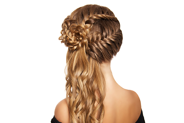 Fishtail Braids is One Style You Can Accomplish with Clip in Hair Extensions