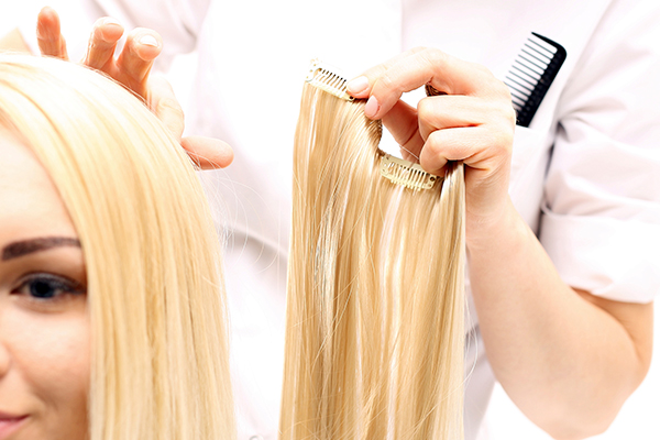 Image result for How to Make Your Hair Extensions Last