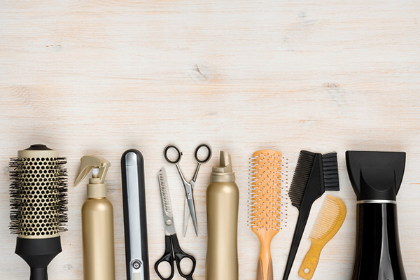Salon Tools To Care For Tape In Hair Extensions