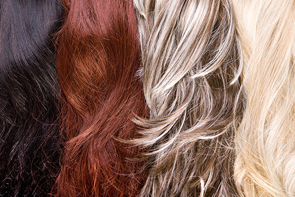 Different Colored Hair Extensions
