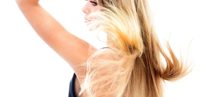 reasons your hair is greasy