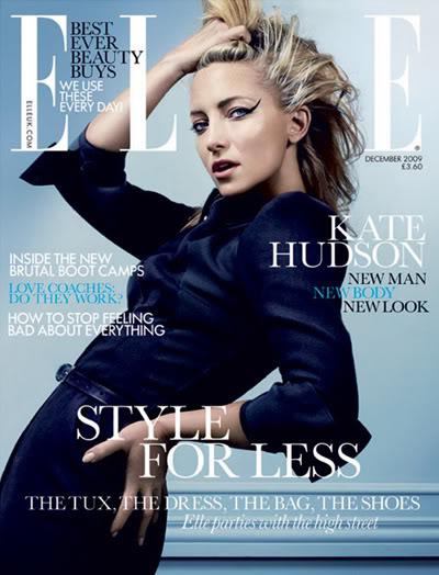 Kate Hudson Elle UK 2009