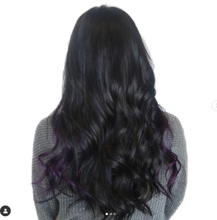 Hair We Love Dark Hair Extensions