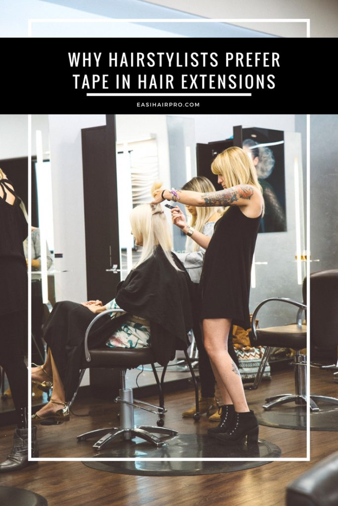 pin it why hairstylist love tape in