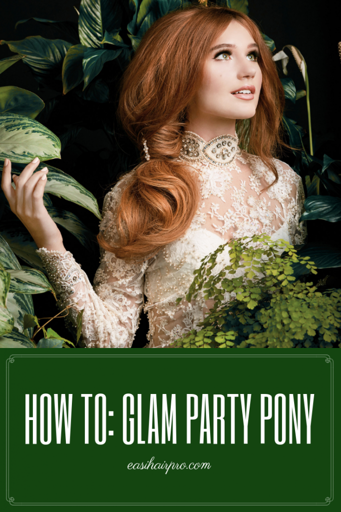 Pin it How To Glam Party Pony
