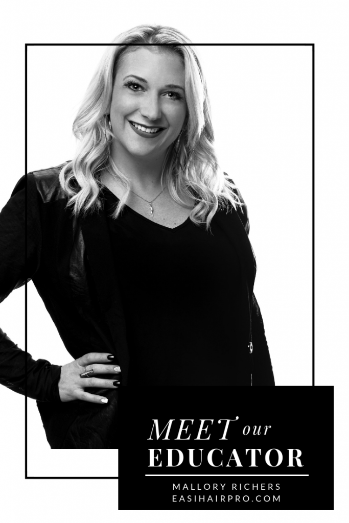 Pin it Meet Our Educator Mallory Richers