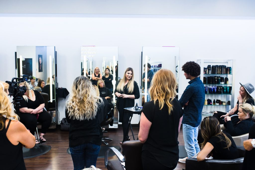 How to become an easihair professional