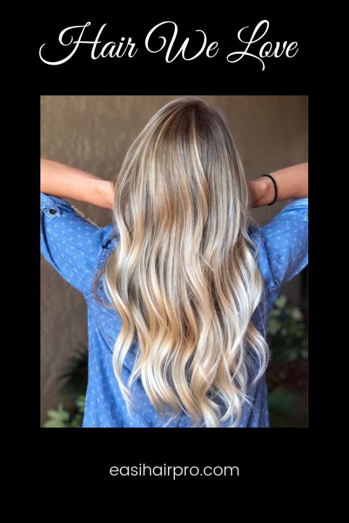 Pin it Hair We Love December 24th - 30th 2018