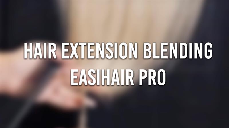 Hair Extension Blending with Hailie Lane