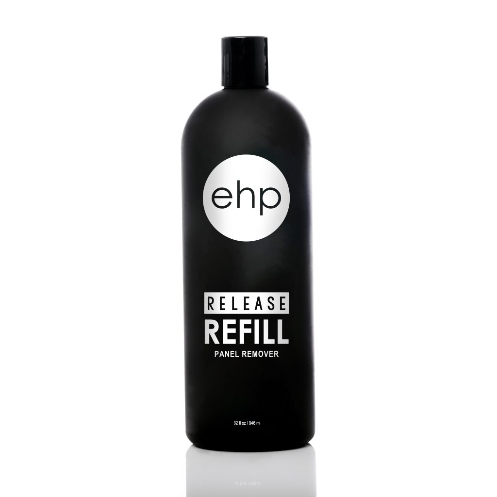 Release refill from easihairpro
